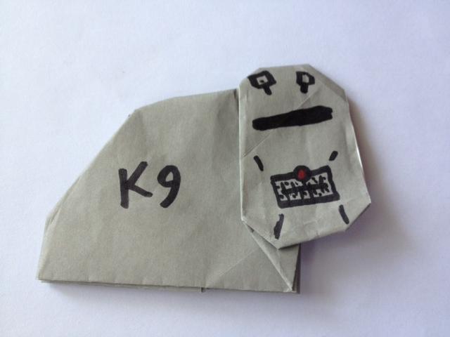 origami k-9