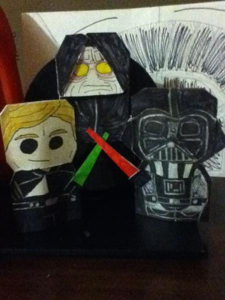 Incredible Origami Showcase To Celebrate Star Wars Book Launch