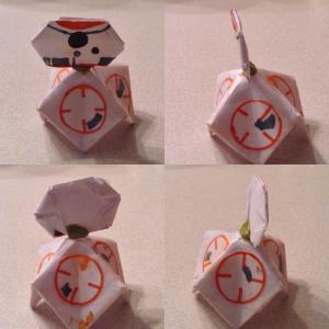 ChubbyCow -- 3D BB8