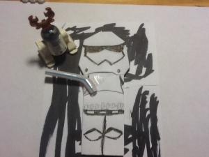 KyleFolden - Straw Wars Storm Trooper