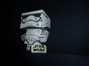 MasterFolder Greivous -- First Order Trooper
