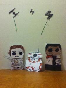 LukeSkyfolder18 -- Rey, BB8 and Finn