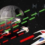 Death Star Battle by YodaFan07