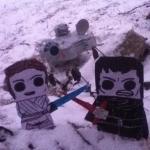 Rey vs. Ren by LukeSkyFolder18