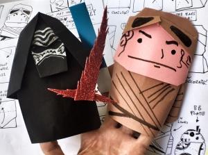 Tom Anglebergers Website Origami Yoda Anglebergers 2018