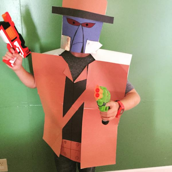 JJ The Folder as Cad Bane