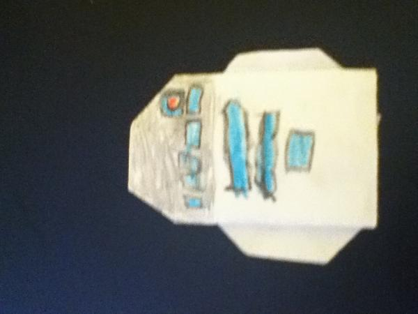 the gallery for gt origami r2d2