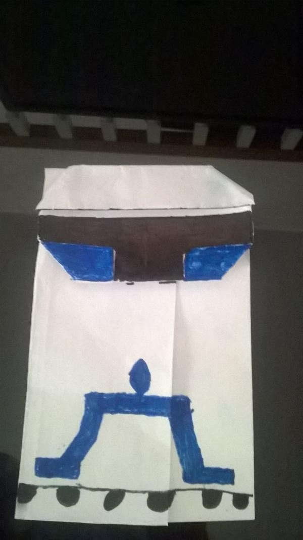 origami boba fett instructions