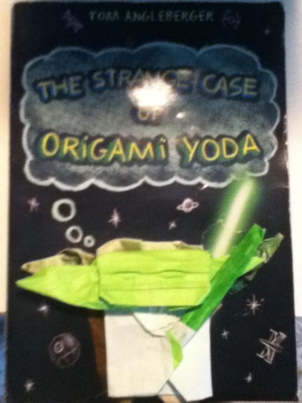 HERE IT IS The Cover Yoda WITH INSTRUCTIONS