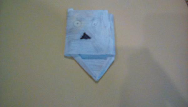 salacious crumb origami yoda