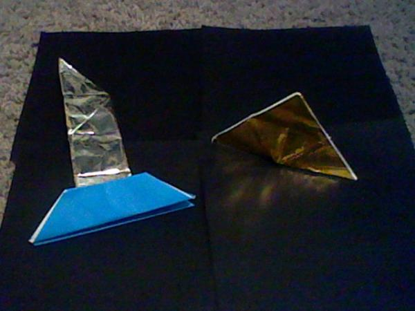 Origami Master Sword And Triforce Origami Yoda
