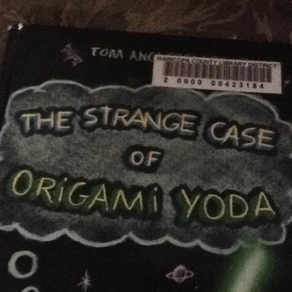 origami yoda movie origami yoda