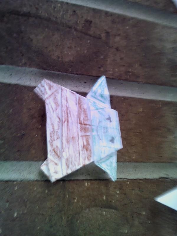 book yoda origami yoda
