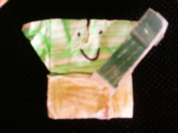 my origami 2 origami yoda