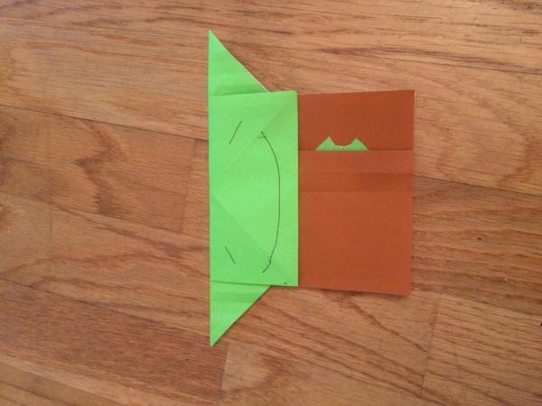 stooky 2 square yoda origami yoda
