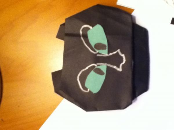 origami toothless head origami yoda
