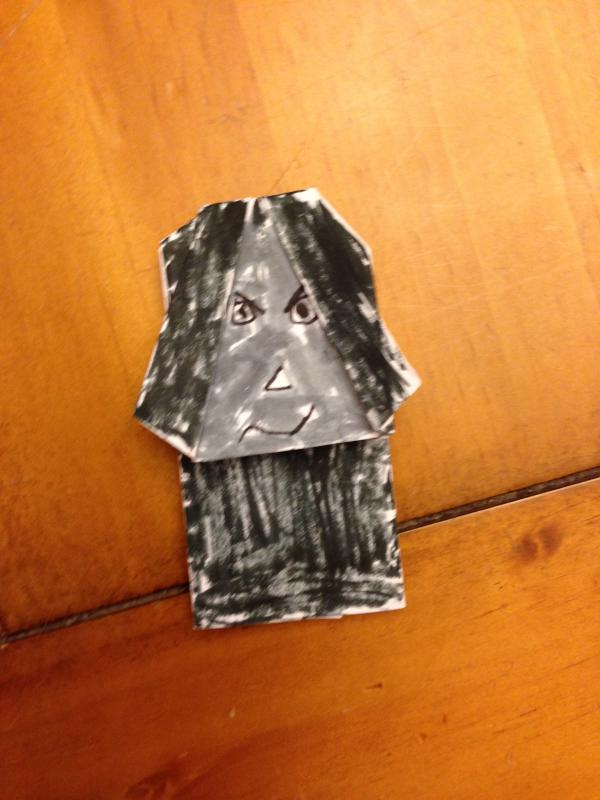 how to make origami emperor palpatine 28 images how to