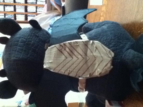 Diy Toothless Saddle Origami Yoda