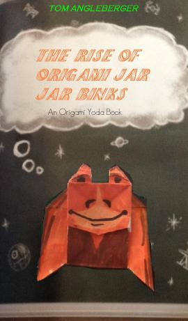 Announcing Origami Yoda: The NEXT Generation Book 1: In A Galaxy Jar