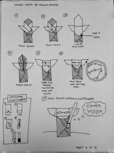 OrigamiYoda30s Cover Yoda Instructions