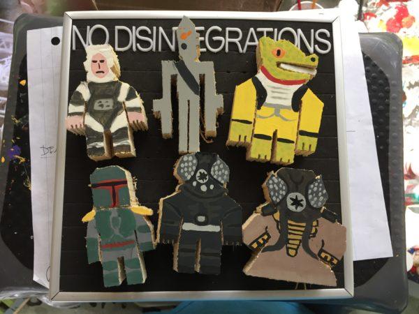 Origami Star Wars Yoda Book ~ Lot of 4 ~Tom Angleberger ~AR 4th ...   450x600