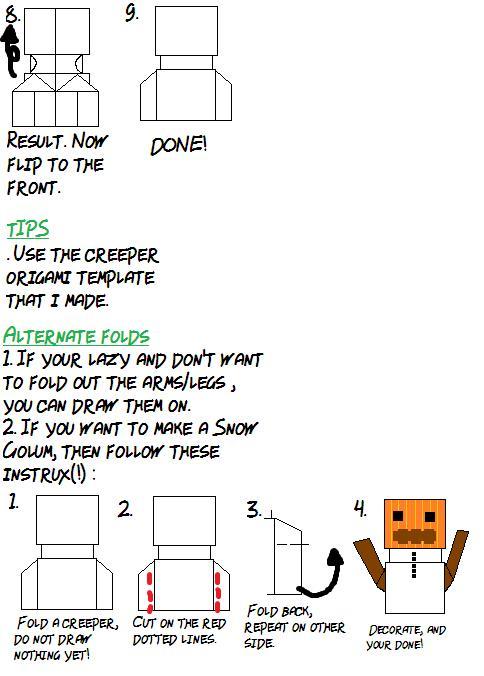 Printables - Minecraft fan club   676x484
