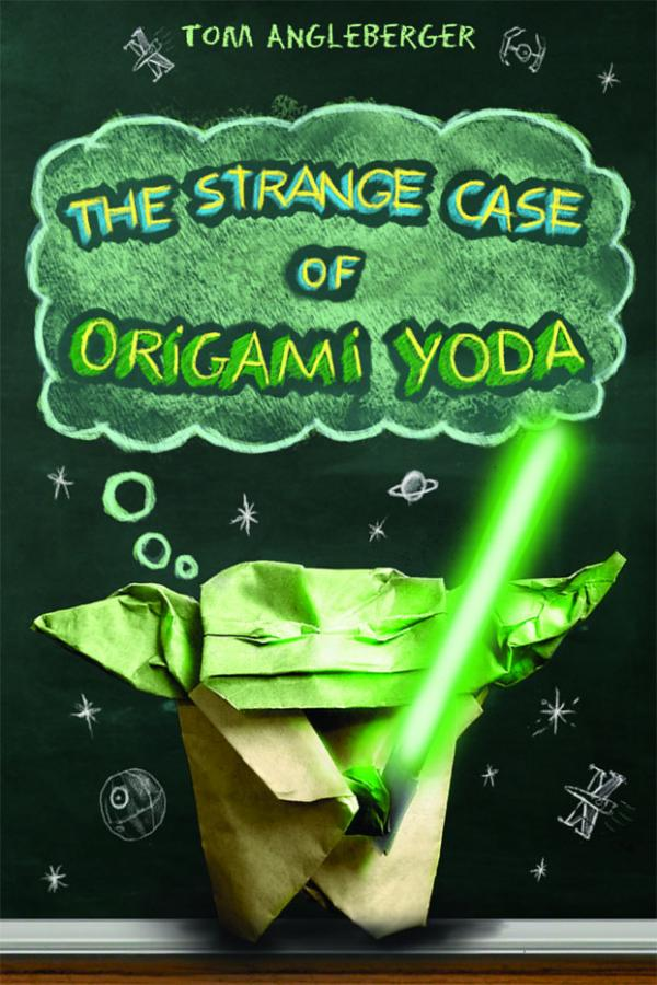 Origami Yoda The Movie Origami Yoda