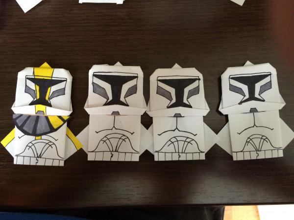 Origami Yoda eBay Kleinanzeigen   450x600