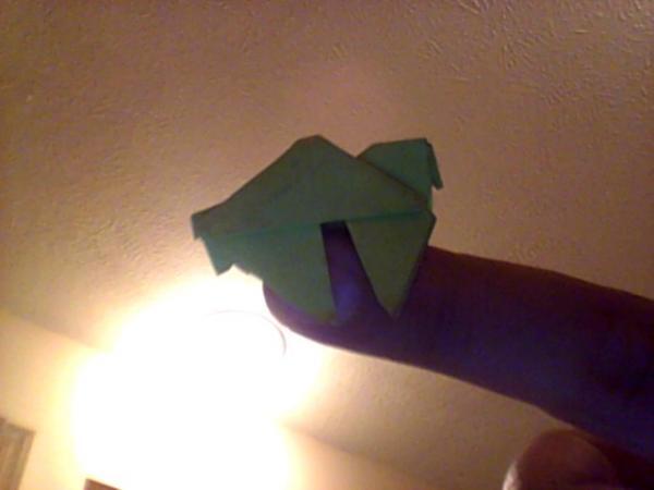 Origami Llama Origami Yoda