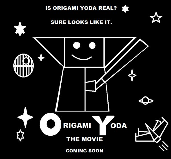Oy Movie Casting Call Origami Yoda
