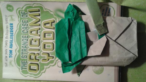 The Strange Case Of Origami Yoda Origami Yoda