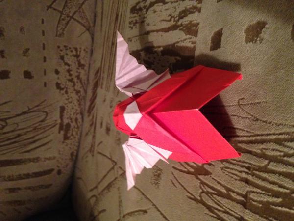 Origami Mario Part Two Origami Yoda