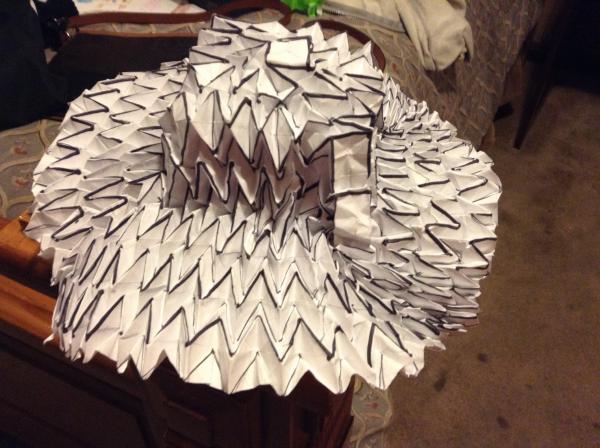 SFKolas Origami Flasher Hat