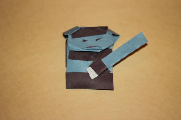 Aayla Secura | Origami Yoda