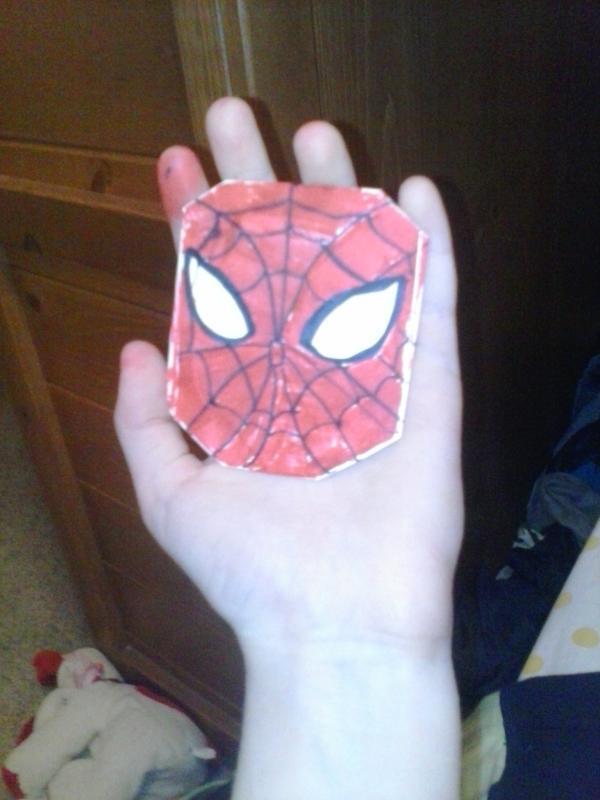 Origami Spiderman Face Origami Yoda