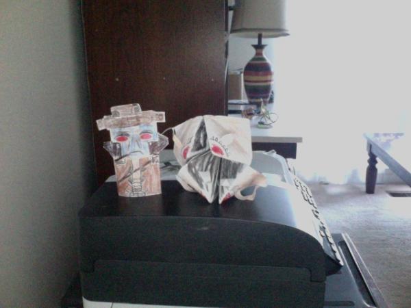 Cool Origami Stuff Origami Yoda