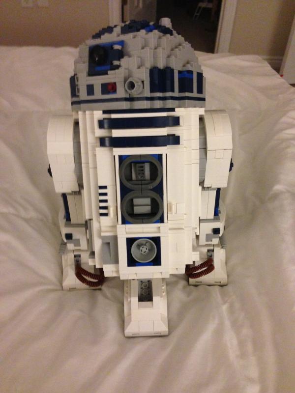 R2d2 Papercraft Star Wars origami Clone Trooper Instructions ... | 800x600