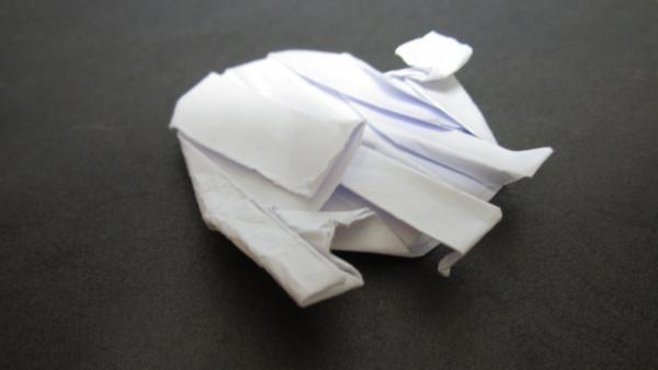 Origami for Geeks – Millennium Falcon – PopCultHQ   338x600