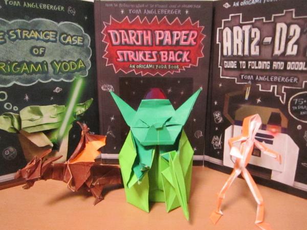 How to make an origami Fiery Dragon v.2 (Kade Chan) - YouTube | 450x600