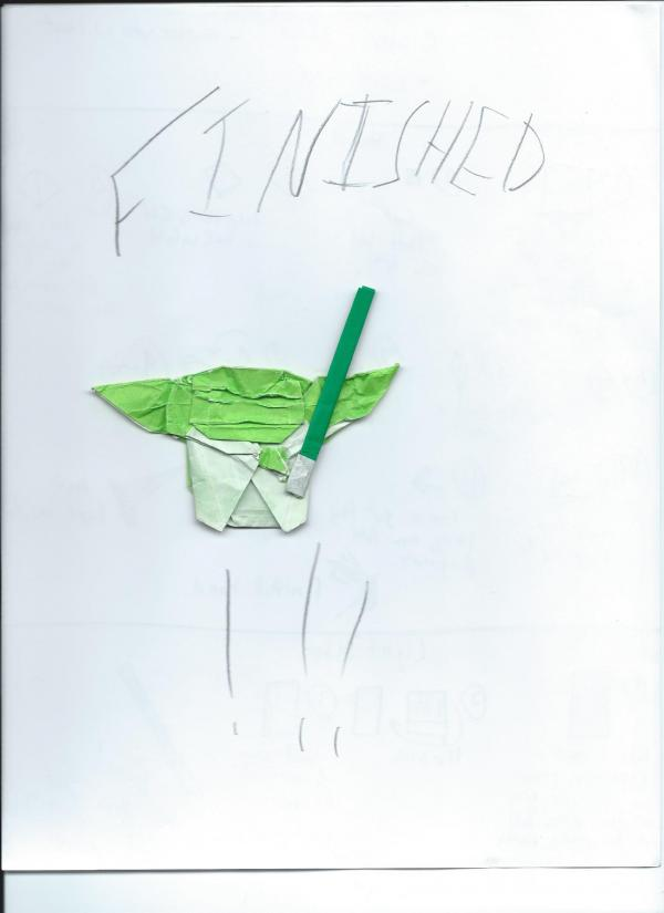 origami yoda instructions like one cover gallery origami