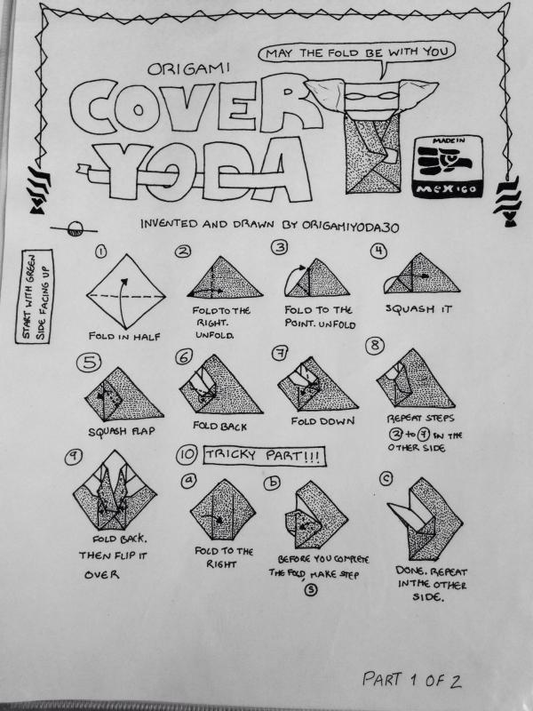 Cover Yoda Instrux